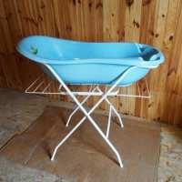 Подставка под ванночку с сушкой