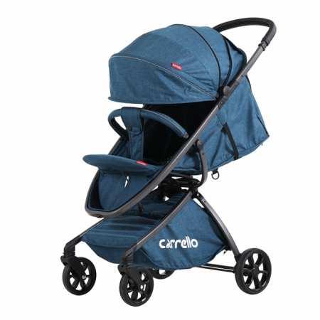 Carrello Magia –  стильная, современная, легкая и надежная коляска.